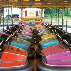 Dreamland Amusement Park, Amusement Parks, Fair Rides, Old Photography, Fun Fair, Pedal Cars, New Set, Restoration, Old Things