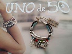 SORTEO!!! Una pulsera de Uno de 50 puede ser tuya!!!