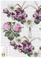 Post by Irina Buzko Cross Stitching, Cross Stitch Embroidery, Embroidery Patterns, Cross Stitch Heart, Cross Stitch Flowers, Cross Stitch Designs, Cross Stitch Patterns, Embroidery Techniques, Needlework