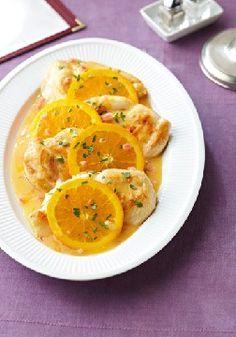 One-Pan Orange Chicken