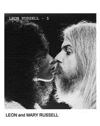 Image result for Leon Russell Wives