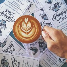 Some say, if you want the best coffee in Canggu, #Bali, you should go to Hungry Bird café in jl. Semat 86. They specializes in making great-tasting coffee, but the goods are also nice to look at.  You can also try their Oatmeal Porridge w/ Fresh Fruits, Sandwiches, Pancake w/ homemade Jam and Fried Rice. All are satisfying! Hungry Bird café open from 8 am – 5 pm.