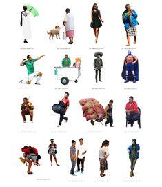 Escalalatina, escalas humanas de um mundo em desenvolvimento, Cortesia de Via Escalalatina