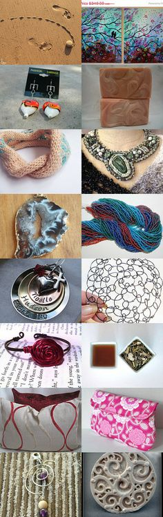 Swirls and Lines by Erinn LaMattery on Etsy--Pinned with TreasuryPin.com