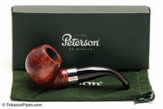 TobaccoPipes.com - Peterson Aran XL02 Tobacco Pipe PLIP, $100.00 #tobaccopipes #smokeapipe (http://www.tobaccopipes.com/peterson-aran-xl02-tobacco-pipe-plip/)