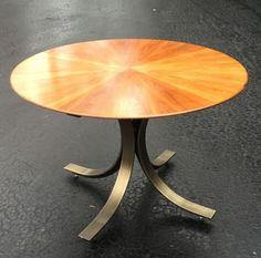 Midcentury Dining Conference Table Osvaldo Borsani For Stow Davis Danish Modern