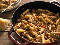 Rigatoni With White Bolognese Recipe - NYT Cooking