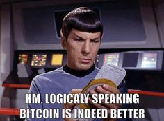 Bitcoin is More Logical