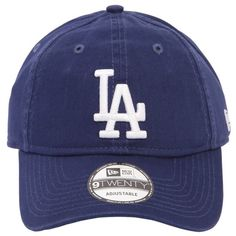 9dc2974709d New Era Women 9twenty La Dodgers Washed Hat ( 38) ❤ liked on Polyvore  featuring