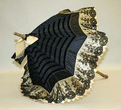 Parasol  1890s...I want one of these!