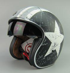 5c8f1359dd477 Encontrar Más Cascos Información acerca de Nueva marca de la llegada TORC  T57 vintage casco de