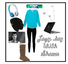 Lazy day with Shawn by sddonald on Polyvore @joshd62000