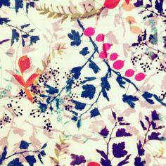 #print #floral #flower #blossom #botanical #botanicalillustration #etsy #etsyshop #etsyseller #illustration #fabric #textiles #printedtextiles #screenprint #colour #design