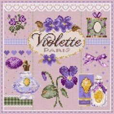 Madame La Fée - fiche - Violette Mini