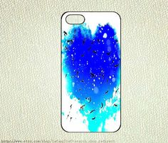 The birds fly freely in the blue skyiphone case iphone by lafang, $6.89