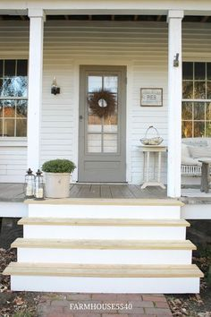 solid oak farmhouse door Perfect with a screen door For the