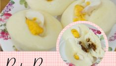 Steamed Rice Cakes (Putong Bigas) I – The Sweet Savory Side of Me Filipino Dishes, Filipino Desserts, Filipino Recipes, Filipino Food, Okoy Recipe, Puto Recipe, Bibingka Recipe, Steamed Rice Cake, Rice Cakes