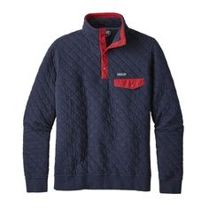 Shop a great selection of Patagonia Men's Cotton Quilt Snap-T Pullover (Small, Navy Blue). Find new offer and Similar products for Patagonia Men's Cotton Quilt Snap-T Pullover (Small, Navy Blue). Fleece Pullover, Mens Fleece, Pullover Sweaters, Patagonia Sweater, Cotton Polyester Fabric, Thing 1, Cotton Quilts, Hoodies, Men Wear