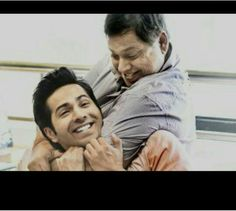 Varun and father