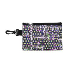Polka Plaid Abstract by valxart.com Accessories Bags See more abstract, surreal art bags, covers & decals at http://zazzle.com/valxart* buy this on Zazzle for $39.35 at http://www.zazzle.com/polka_plaid_abstract_by_valxart_com_bag-223825779963672026#