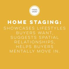 What Home Staging Is || Staged4more Home Staging & Design