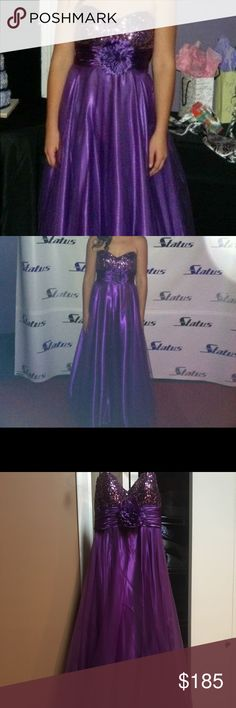 Sweet 16 dress Wore it once for total of 4 hours! Dresses Strapless