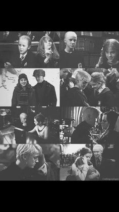 Dramione - Draco Malfoy and Hermione Granger