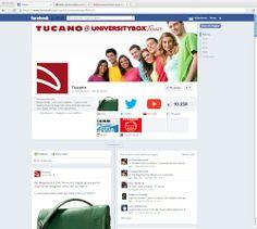 """App per Facebook: """"Vinci con il Tucano Social Win di Universitybox Tour"""""""