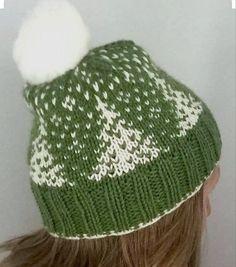 "whimsyknit: ""Снегопад Hat Бесплатный шаблон http://www.ravelry.com/patterns/library/snowfall-hat"""