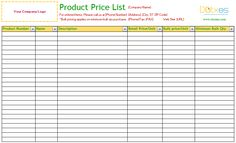 Attendance List Template   Sheets For Word Excel Pdf Format