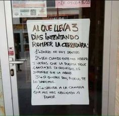 Memes, Letter Board, Lettering, Facebook, Funny Pictures, Funny Images, Funny Advertising, Short Funny Jokes, Humor In Spanish