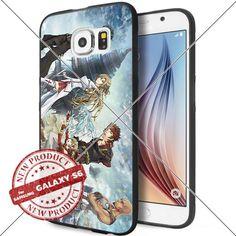 Samsung Galaxy S6 Sword Art Online 2 Cool Cell Phone Case Shock-Absorbing TPU Cases Durable Bumper Cover Frame Black Lucky_case26 http://www.amazon.com/dp/B018KORSQ6/ref=cm_sw_r_pi_dp_Gb8Awb03ZVNQZ
