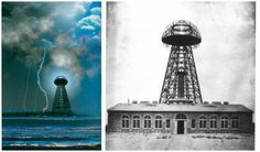 Wardenclyffe Tower or Tesla's Tower                                                                                                                                                                                 More