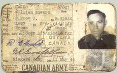 William Edward Canadian Army