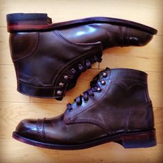 wolverine 1000 mile collection 744 limited edition horween shell cordovan