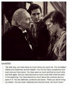 Doctor Who 😭