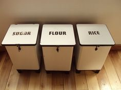 Healthy Food Storage: How To Store Flour, Sugar And Rice For Long Periods  Of Time   Survival Online 101