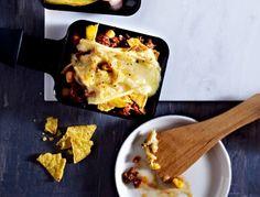 Raclette international - Pfännchen Hossa Rezept