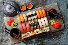 Как похудеть на суши? Интересные факты о японской кухне