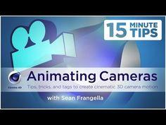 Cinema 4D Camera Tutorial - Camera Animation Tips, Tricks, and Tags (C4D Tutorial) - Sean Frangella - YouTube