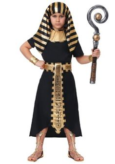 Egyptian Pharaoh Costume for a Child 021e2b663