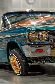 64 Chevy Impala Rag Low low..........