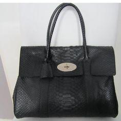 Tip: Mulberry Shoulder Bag (Black)