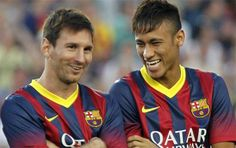Messi Neymar Get Death Threats From ISIS (Photo)