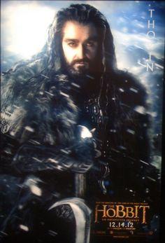 #Thorin - #PeterJackson Spain: Galeria de POSTERS Promocionales de #TheHobbit