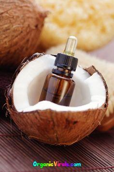 DIY Coconut Oil Uses
