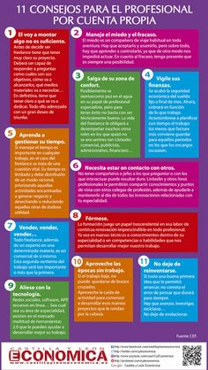 11 Tips para autónomos