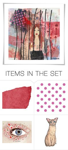 """""""Geen titel #28994"""" by lizmuller ❤ liked on Polyvore featuring art"""