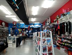 #ManhattanBeach is lucky to have one of a handful of stores that defies the stereotype in the Comic Bug. It just might be the best Comic Book Store in the South Bay.