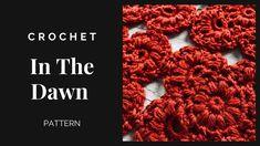 IN THE DAWN CROCHET MOTIF: Easy crochet motif tutorial : CROCHET FOR BEGINNERS - YouTube Crochet Motif, Easy Crochet, Tutorial Crochet, Crochet For Beginners, Dawn, The Creator, Youtube, Pattern, Beginner Crochet